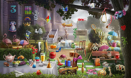 CrimeScene Garden