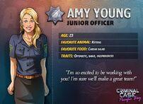 Descripción de Amy