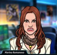 Marina Disgustada