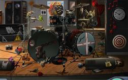 2. Drum Kit