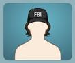 FBI Şapkası Uzun 2