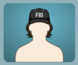 FBI Cap Long