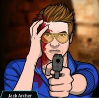 Jack disparando a Sarah
