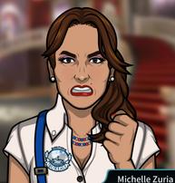 Michelle determinada 3