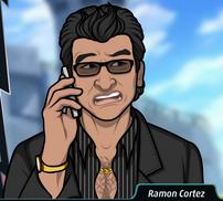 Ramón en La Sombra del Rey