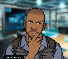 Jonah Karam Büro