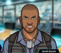Jonah enojado 5