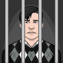 Percy en prision