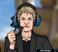 Ripley con auriculares 4