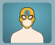 Captain Simple Mask
