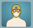 Captain Simple Mask