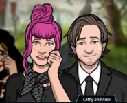 Cathy and Alex 1