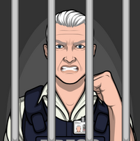 Thomas Cox en prision