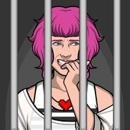 Cathy Arrested