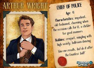 Descripción de Arthur