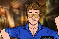 Jack bailando ditto