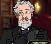 Leopold en Estudio en Rosa