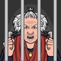 Violet en prisión