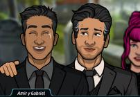 Amir y Gabriel 3