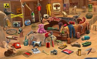Pueblo Nuclear - Dentro de The Wastes