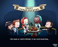 Feliz Acción de Gracias 2013