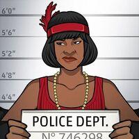 Dinah Cooper Mugshot Caso 74
