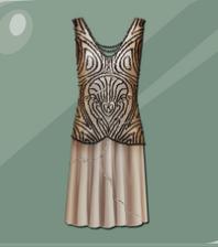 El vestido de cabaret de Dinah