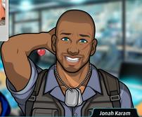 Jonah cariñoso 3