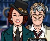 Maddie y Charlie 12