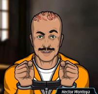 Hector uniforme prisión