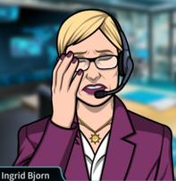 Ingrid sin esperanza 2