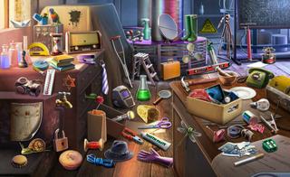 Laboratorio de Tesla - Dentro de The Wastes