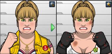 Collage de Shelly