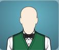 Croupieruniform