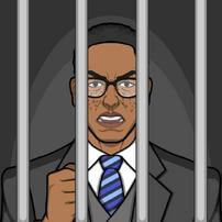 Martin en prisión
