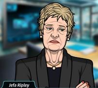 Ripley triste