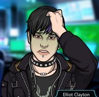 Elliot Disgustado