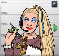 Holly en Crimen Estelar