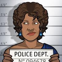 Donna Mugshot Caso 41