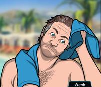 Frank Después de un chapuzón