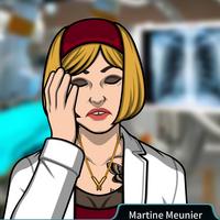 Martine Sin esperanza