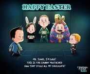 21 Feliz Pascua de 2014.