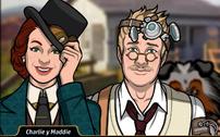 Charlie y Maddie 6