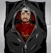 Argat Noyan's Body