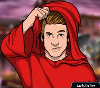 Jack vestido de Prometeico