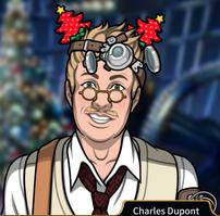 Charles en Navidad