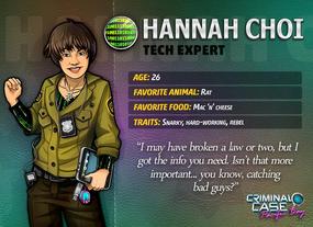 Hannah Choi Info 2017