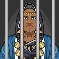 Mama Yasmine en prision
