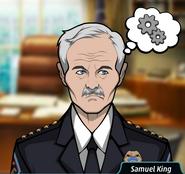 Samuel Düşünürken
