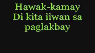 Hawak Kamay By Yeng Constantino (w lyrics)